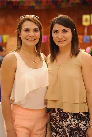 10052017 Jessica Garza y Vicky Zamonsett.