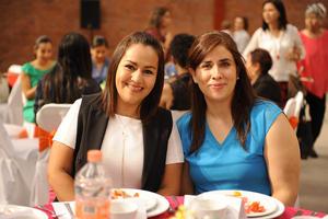 10052017 Cristy Méndez y Violeta Trejo.