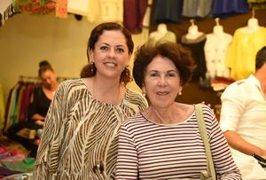 10052017 EN EXPO.  Adriana y Adriana.