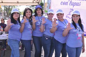 10052017 Lucy, Nancy, Marijose, Perla, Vero y Joana.