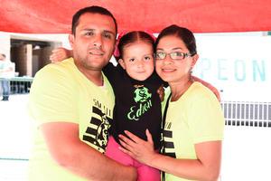 10052017 Francisco Rivas, Miranda Rivas y Verónica Muñiz.