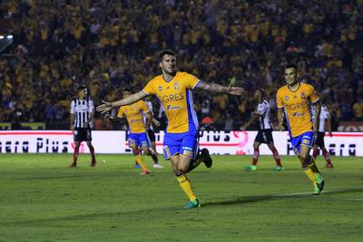 Gignac aprovechó un error del portero Hugo González para mover las redes a los 20 minutos y capitalizó un centro del argentino Ismael Sosa.