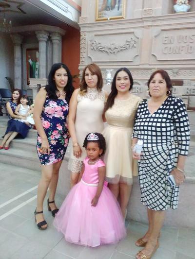 11052017 Paloma, Argentina, Lupita, Elisa y Victoria.