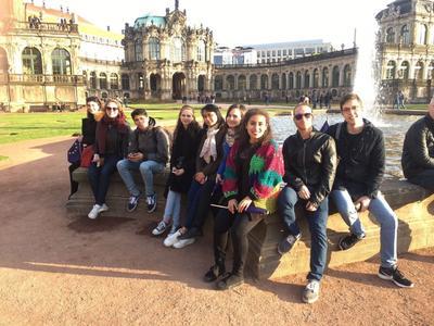 11052017 Mariana Montoya Alvarado, de intercambio escolar en Alemania.