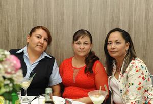 11052017 Perla Reyna, Julieta Zúñiga y Mary Martínez.