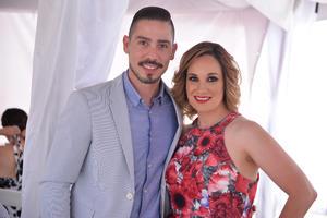 Sergio y Marcela