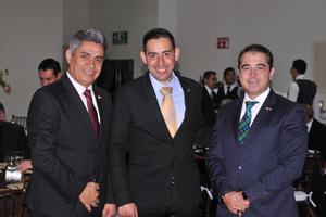 Miguel, Alfonso y Miguel