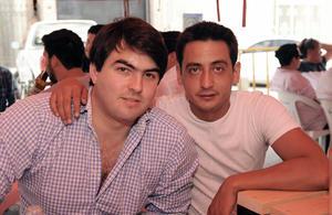 Fernando y Andrés