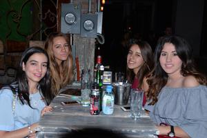 13052017 Andrea, Ivana, Valeria y Aranza.