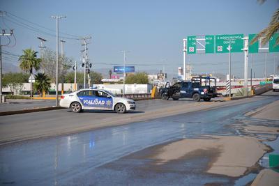 Agentes federales lo interceptaron cuando viajaba en una camioneta sobre el bulevar Independencia, cabe señalar que para la captura no se utilizó ningún disparo.