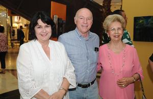 15052017 Gaby Nava, Salvador Jalife y Aurorita Máynez.