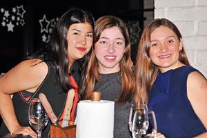 14052017 Paola, Victoria y Marcela.