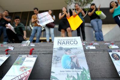 """Expresaron su solidaridad con las familias de los periodistas ejecutados este lunes: Javier Váldez, cofundador de """"RíoDoce"""" y corresponsal de """"La Jordana""""; y Jonathan Rodríguez, del Semanario """"El Costeño de Autlán""""."""