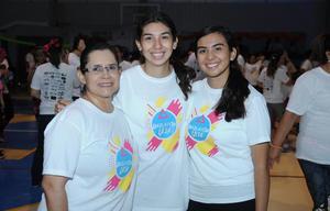17052017 Rocío, Ariel y Anelisa.