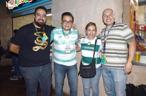 17052017 Jorge, Víctor, Karla y Miguel Ángel.
