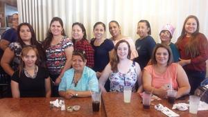 17052017 Miss Verónica, Miss Alicia, Miss Claudia, Miss Diana, Miss Violeta, Miss Alejandra, Miss Consuelo, Miss Xóchitl, Miss Ileana, Miss Gloria, Miss Laura y Miss Cynthia.