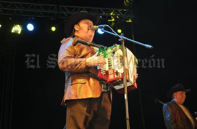 El músico tenía 11 años de no cantar en Torreón.
