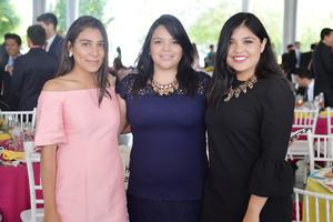 18052017 Andrea, Linda y Laura.
