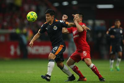 Chivas y Toluca cerraron con un empate por la mínima.