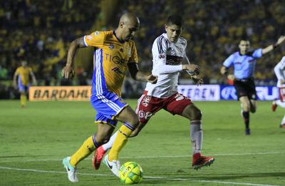 Los goles del encuentro fueron conseguidos por Lucas Zelarayán al minuto 42 y Javier Aquino al 45. Ahora el pase a la final se definirá el domingo en Tijuana, donde se llevará a cabo el cotejo de vuelta.