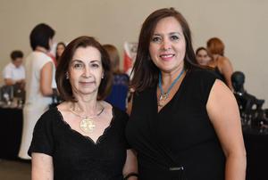 22052017 Guadalupe Macías y Laura Díaz.
