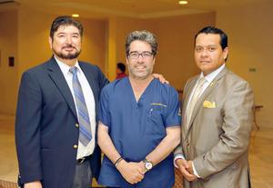 21052017 LA FOTO DEL RECUERDO.  José Luis Siller García, Raúl Domínguez González y Carlos Valdez Zúñiga.