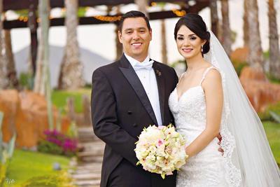 21052017 Sr. Raúl Licea Rivera y Srita. Diana Elizabeth Cruz Gurrola. - Estudio fotográfico Les Arts