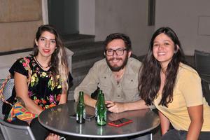 23052017 Adriana, Ramiro y Daniela.
