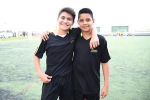 23052017 Ángel Valdez e Iván Trujillo.