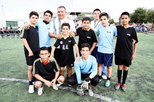 23052017 Equipo de futbol varonil Benavente.