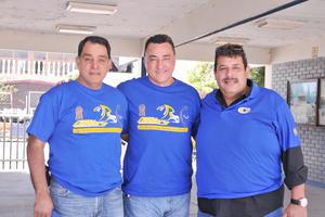 24052017 Alberto, Antonio y Francisco.