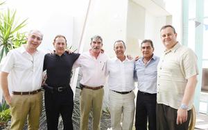 24052017 Héctor, Vicente, Diego, Mario, Salvador y Alfredo.
