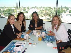 24052017 Silvia, Mode, Tere y Doris.