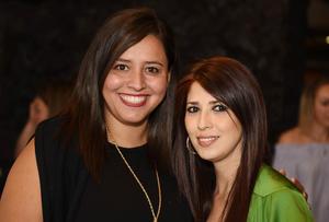 25052017 Mónica Olmos y Edisa Flores.