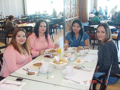 25052017 Berenice, Yohanna, Norma y Fabiola.