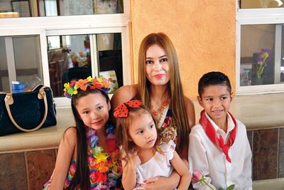 25052017 En el festejo del Día de las Madres.