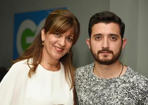 25052017 Ana Cecilia Monárrez y Ricardo Gamboa.