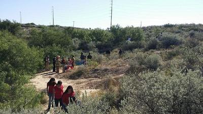 Elementos de Fuerza Coahuila participaron en las acciones de búsqueda y rescate de víctimas, tanto en la institución educativa como en las áreas aledañas.