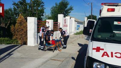 En las actividades de rescate y atención de supuestos heridos, se pudo observar el trabajo conjunto entre el personal de Protección Civil Municipal, Bomberos, Cruz Roja Mexicana delegación Acuña, elementos de seguridad pública municipal.