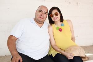 26052017 Arturo Zavaleta y Claudia Garza.