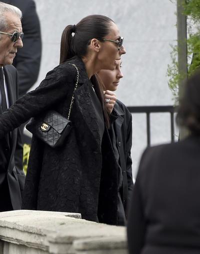 La viuda de Chris Cornell, Vicky Karayiannis.