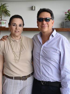 Cristina y Gilberto