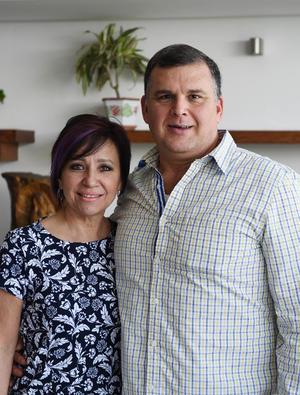 Ángela y Fernando