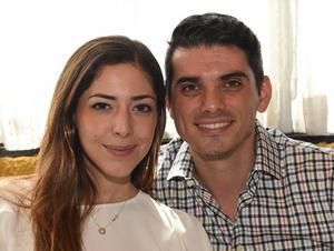 Mariana y Alfredo