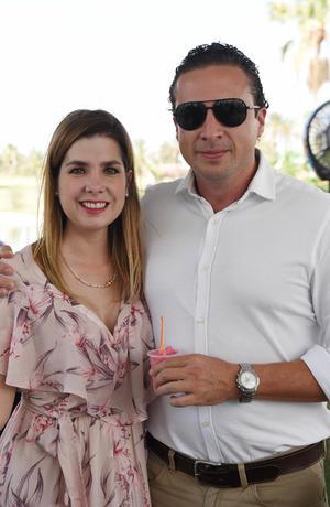 Mercedes y Guillermo