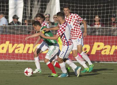 Croacia acertó en los momentos oportunos, mientras que la ofensiva mexicana no pudo resolver, por errores propios y por aciertos de la defensiva croata.
