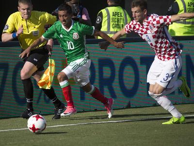 En el caso de México para enfrentarse a sus próximos compromisos en la eliminatoria mundialista, en la Confederaciones y en la Copa Oro y en el caso de Croacia en la eliminatoria rumbo a Rusia 2018.