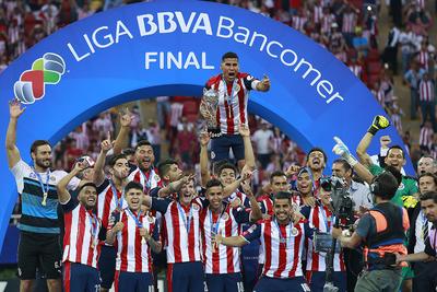 Chivas conquistó su título número 12 del futbol mexicano.