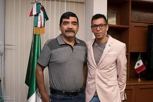 29052017 EN PRESENTACIóN DE PROYECTO.  Gerardo Jiménez y Pineda Damián.