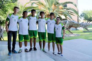 28052017 Juan Beteta, Salim Villalobos, Adrian Íñiguez, Sergio Peimbert, David Díaz y Christian Rodríguez.